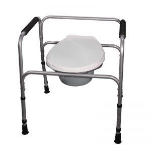 Кресло туалет Antar AT01001 (широкое)