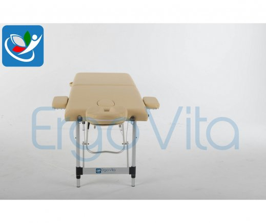 Складной массажный стол ErgoVita Classic Alu (4 цвета)