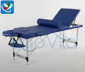 Складной массажный стол ErgoVita Classic Alu Plus (3 цвета)