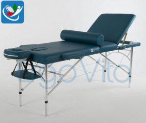 Складной массажный стол ErgoVita Master Alu Plus (3 цвета)