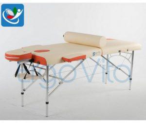 Складной массажный стол ErgoVita Master Alu (6 цветов)