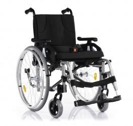 Кресло-коляска инвалидная VCWK9ASR SILVER