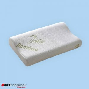 Подушка ортопедическая с бамбуковым углем Bamboo Dream