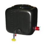 Бак для душа Садко 100 л 2,0 кВт с терморегулятором