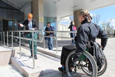 Отель для инвалидов