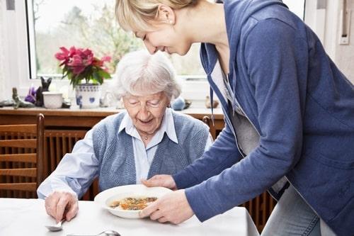 Уход за пожилыми родителями