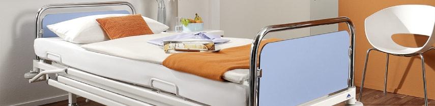 Обзор лучших моделей медицинских кроватей